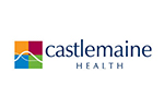 Castlemaine Health Logo